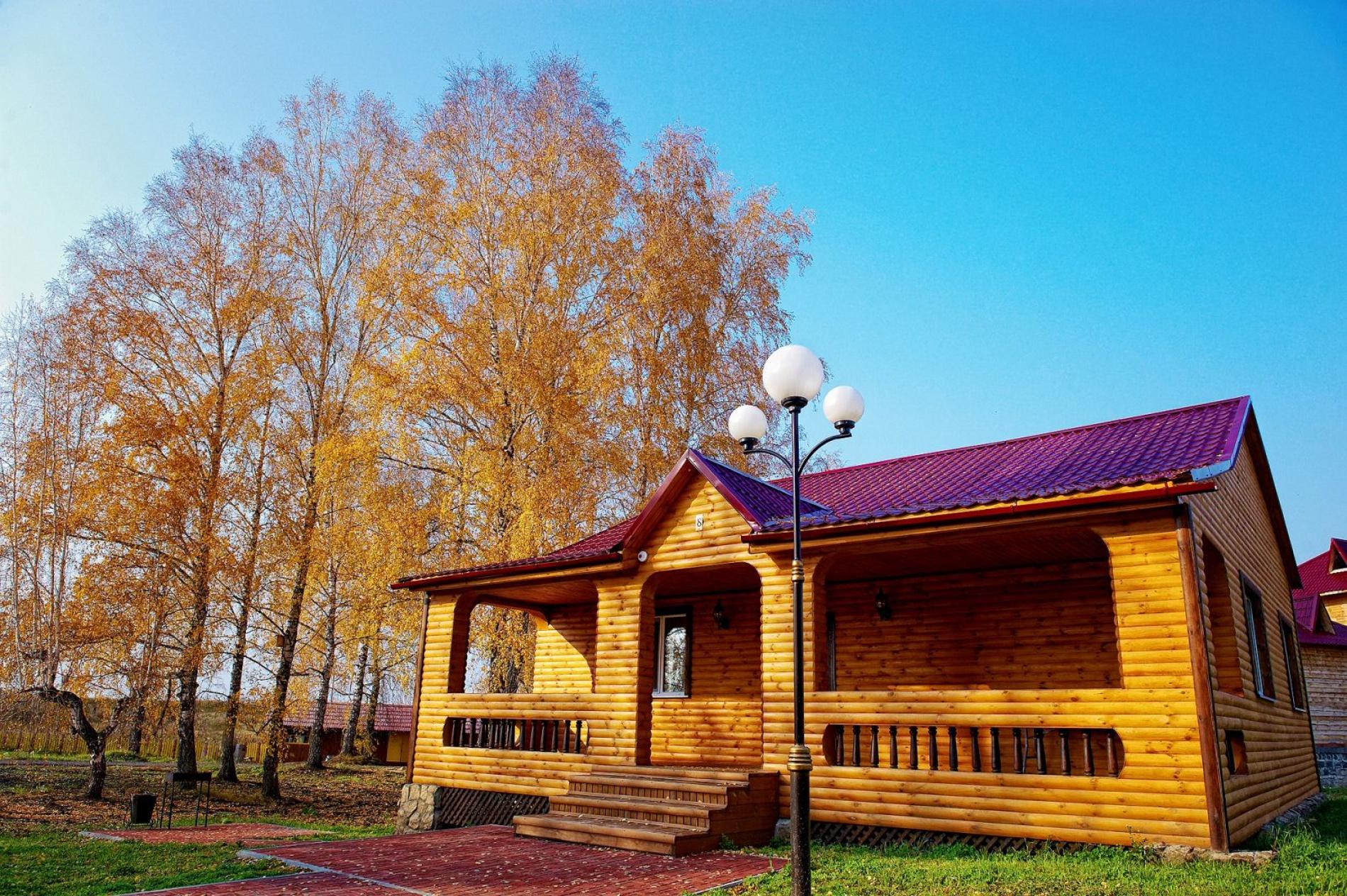 """База отдыха """"Акватория"""" Тюменская область, фото 3"""