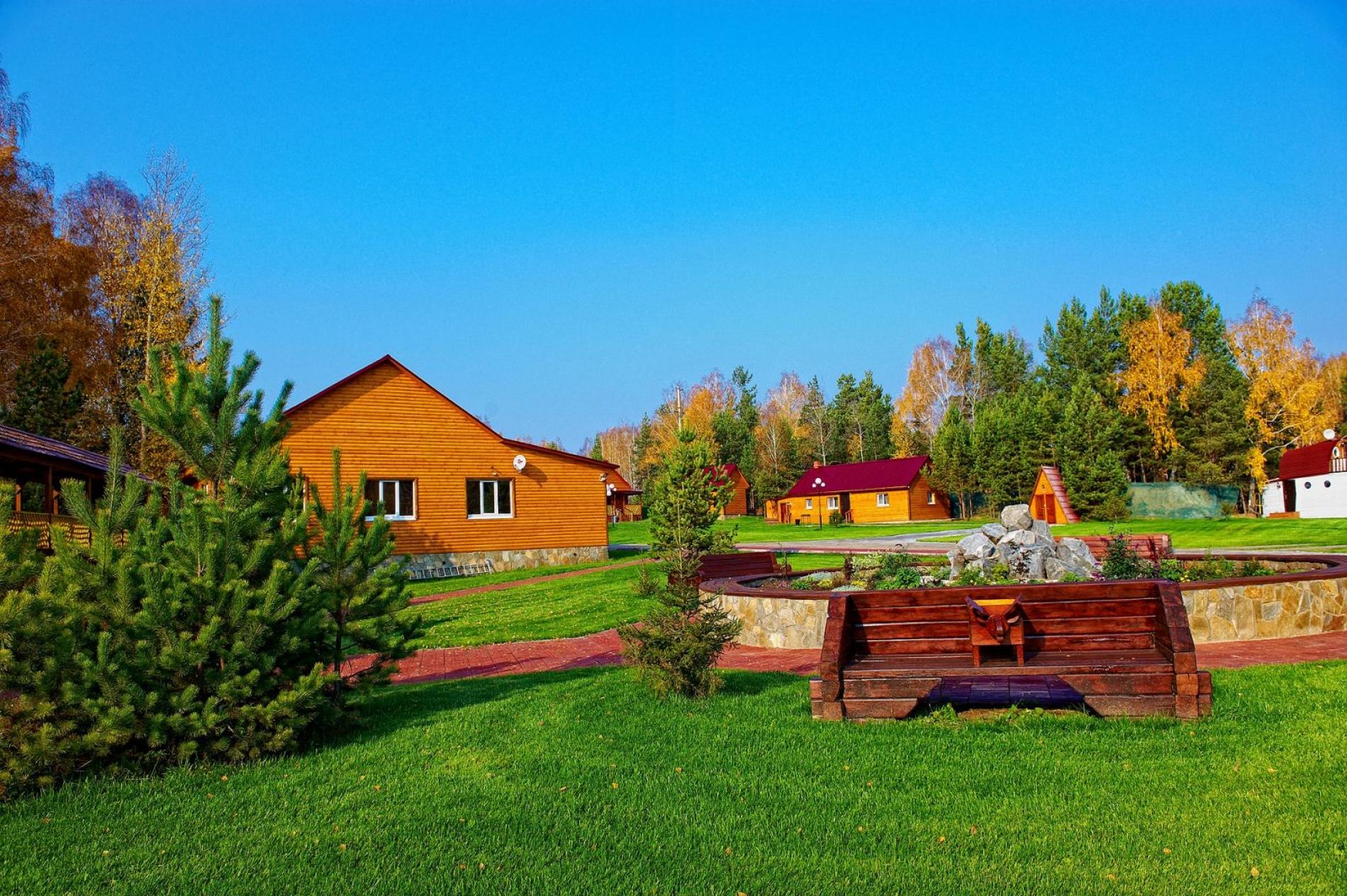 """База отдыха """"Акватория"""" Тюменская область, фото 9"""