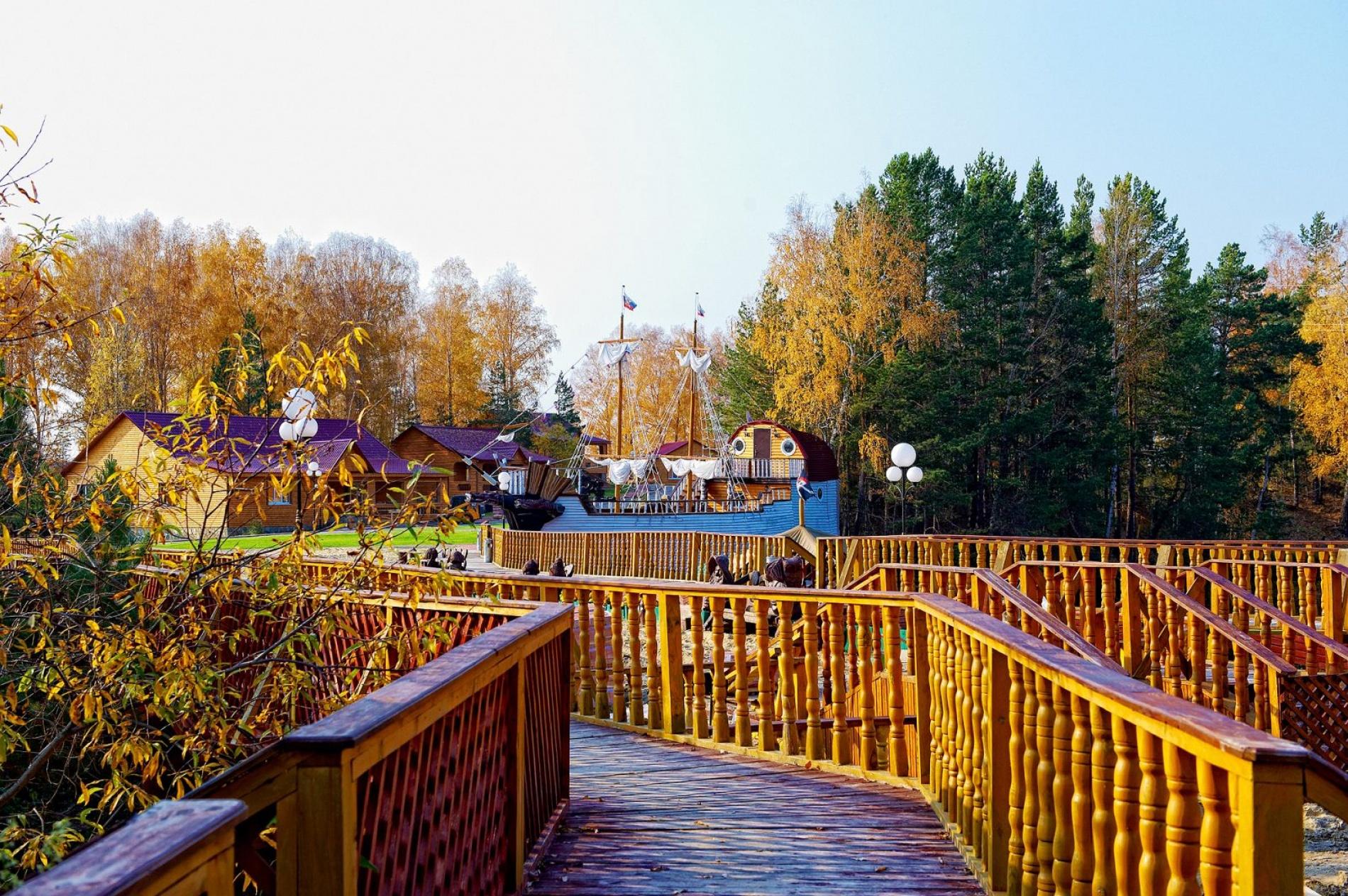 """База отдыха """"Акватория"""" Тюменская область, фото 10"""