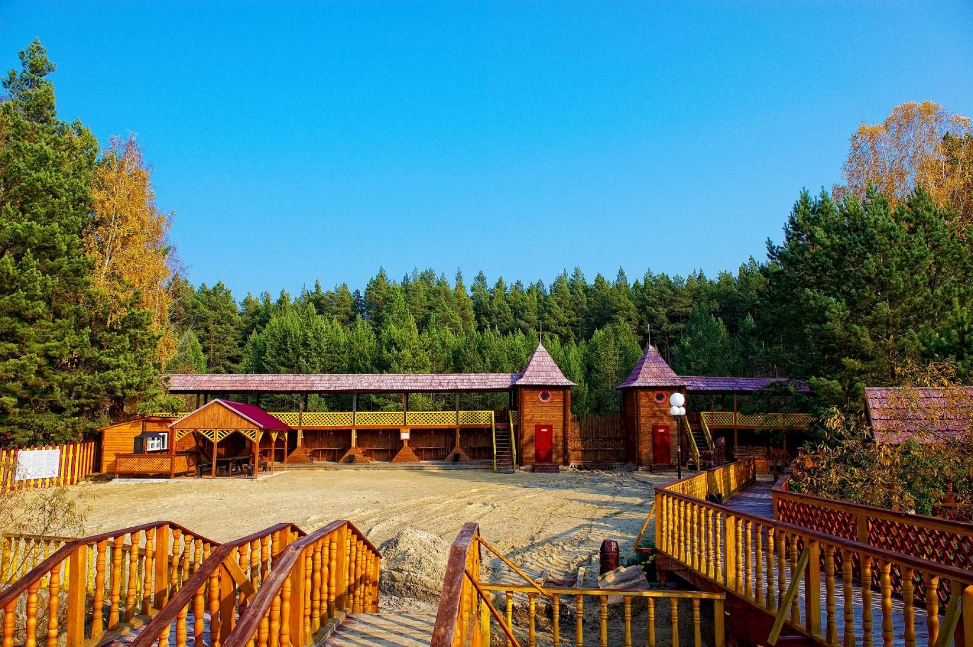 """База отдыха """"Акватория"""" Тюменская область, фото 26"""