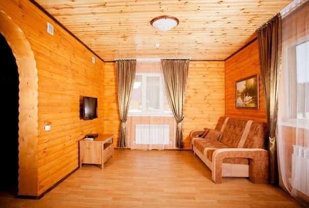 База отдыха «Акватория» Тюменская область 6-местный домик, фото 5