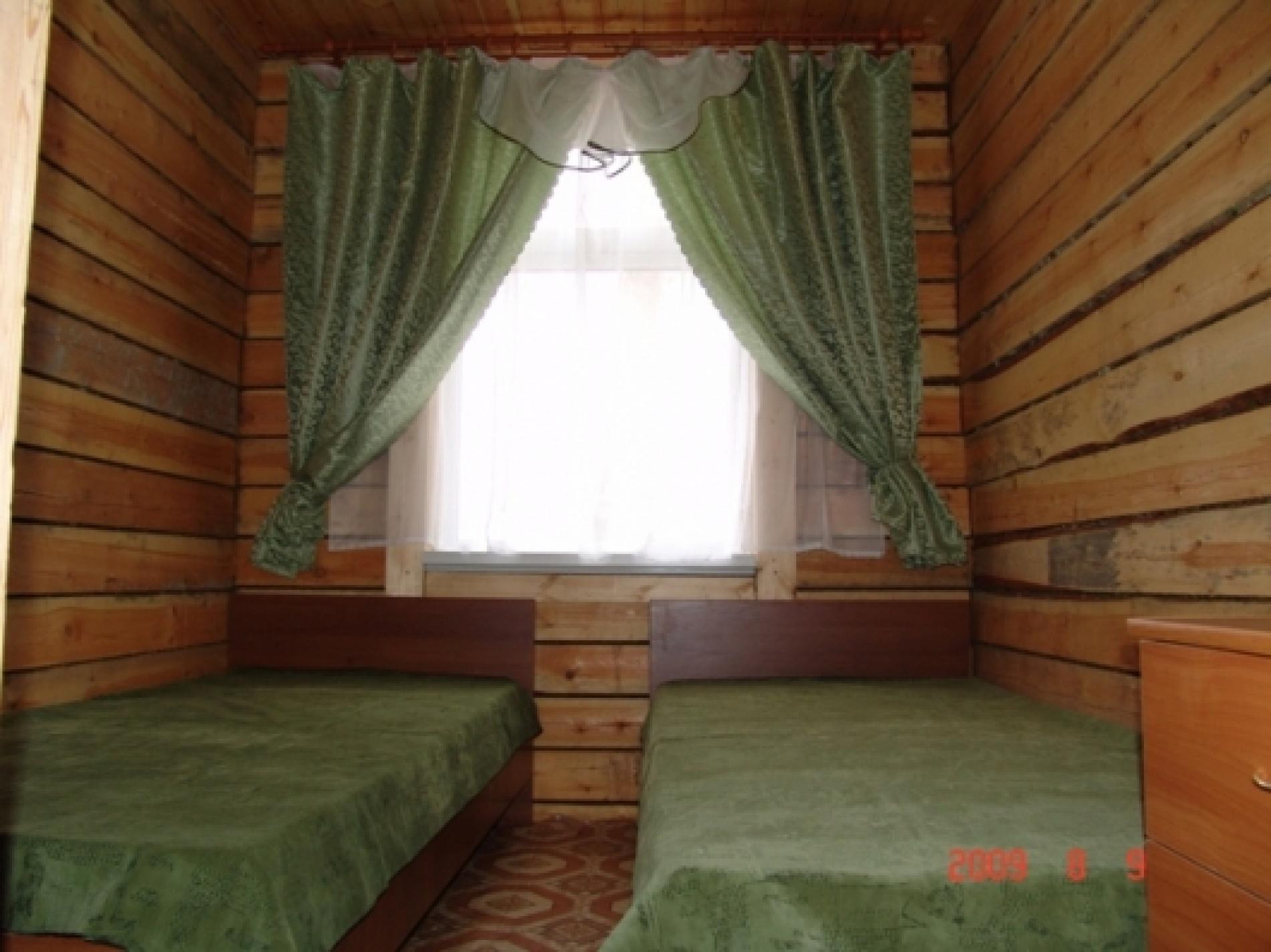 """База отдыха """"Бедкаш"""" Ханты-Мансийский автономный округ (Югра) 6-ти местный дом, фото 2"""