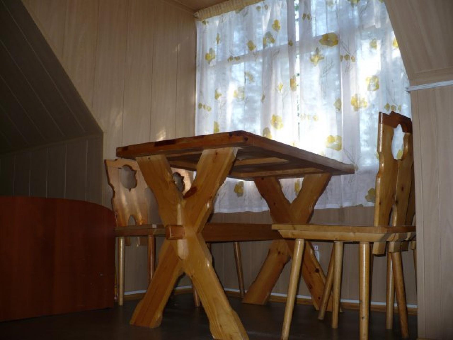 """База отдыха """"Крутые горки"""" Удмуртская Республика Корпус №30 2-х этажный 4-х местный, фото 4"""