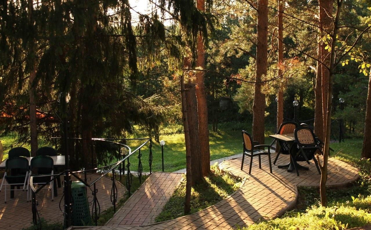 Загородный гостиничный комплекс «Горлица» Удмуртская Республика, фото 13