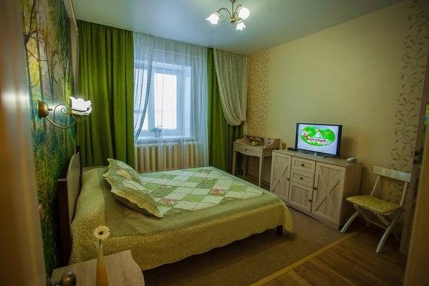 Загородный гостиничный комплекс «Горлица» Удмуртская Республика Номер 5 «Стандарт» 2-местный, фото 2