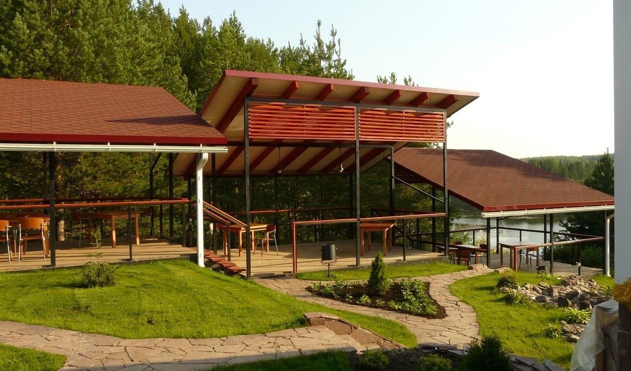 Загородный гостиничный комплекс «Горлица» Удмуртская Республика, фото 3