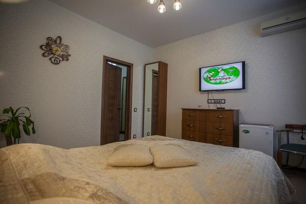Загородный гостиничный комплекс «Горлица» Удмуртская Республика Номер 3 «Полулюкс» 2-местный, фото 2