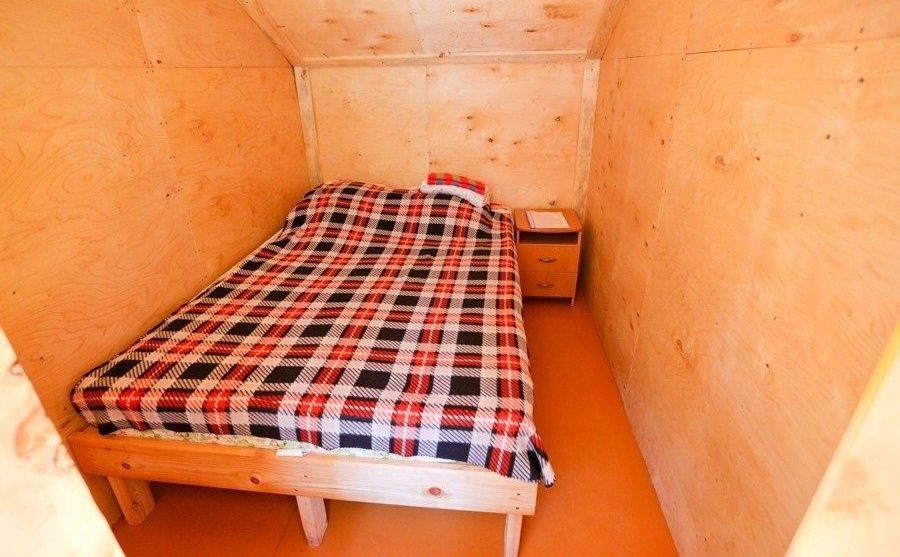 Культурно-оздоровительный центр «Радуга» Республика Бурятия Спальная комната 1-2-местная, фото 2