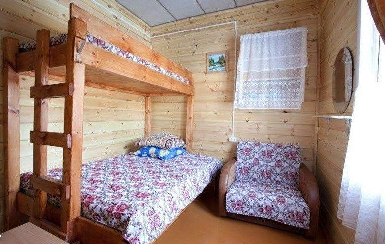 Культурно-оздоровительный центр «Радуга» Республика Бурятия Комната 3-местная в Гостевом комплексе, фото 2