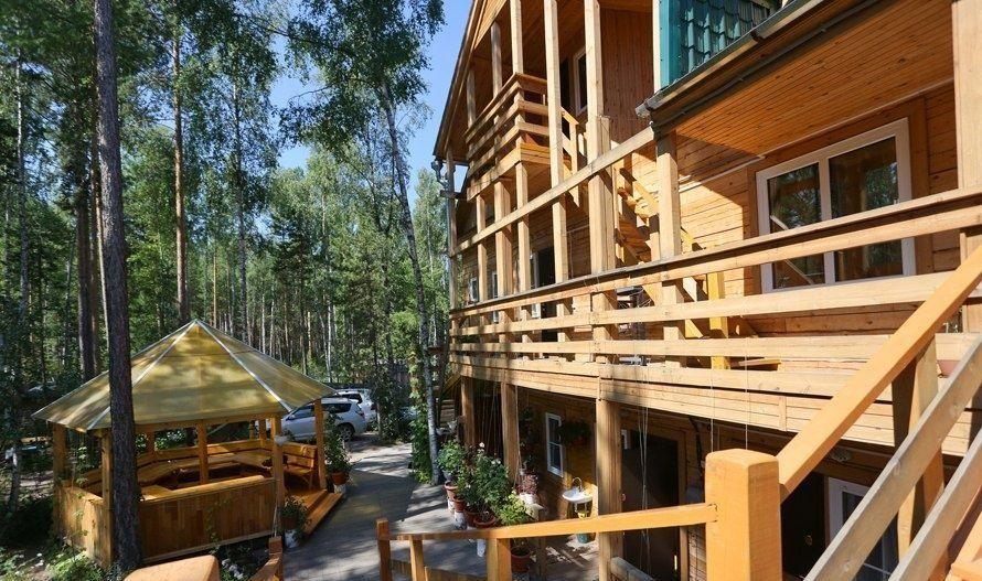 Культурно-оздоровительный центр «Радуга» Республика Бурятия, фото 7