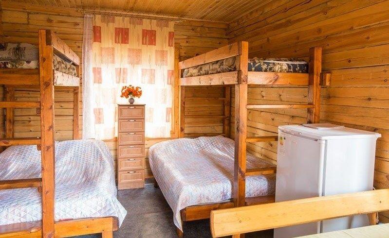 Культурно-оздоровительный центр «Радуга» Республика Бурятия Комната 6-местная в Гостевом доме, фото 1