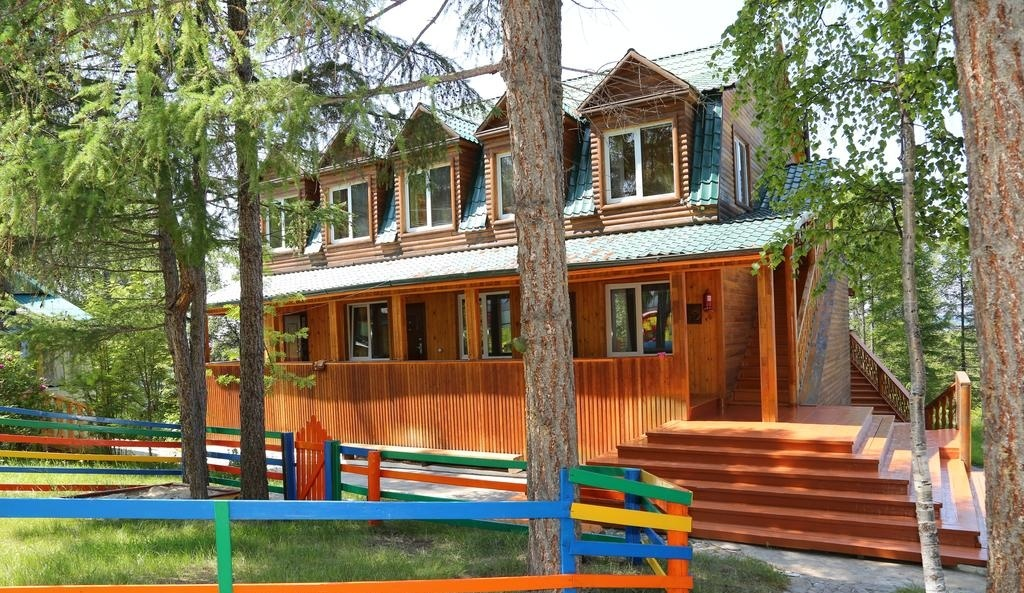 Парк-отель «Звездный» Республика Бурятия, фото 1