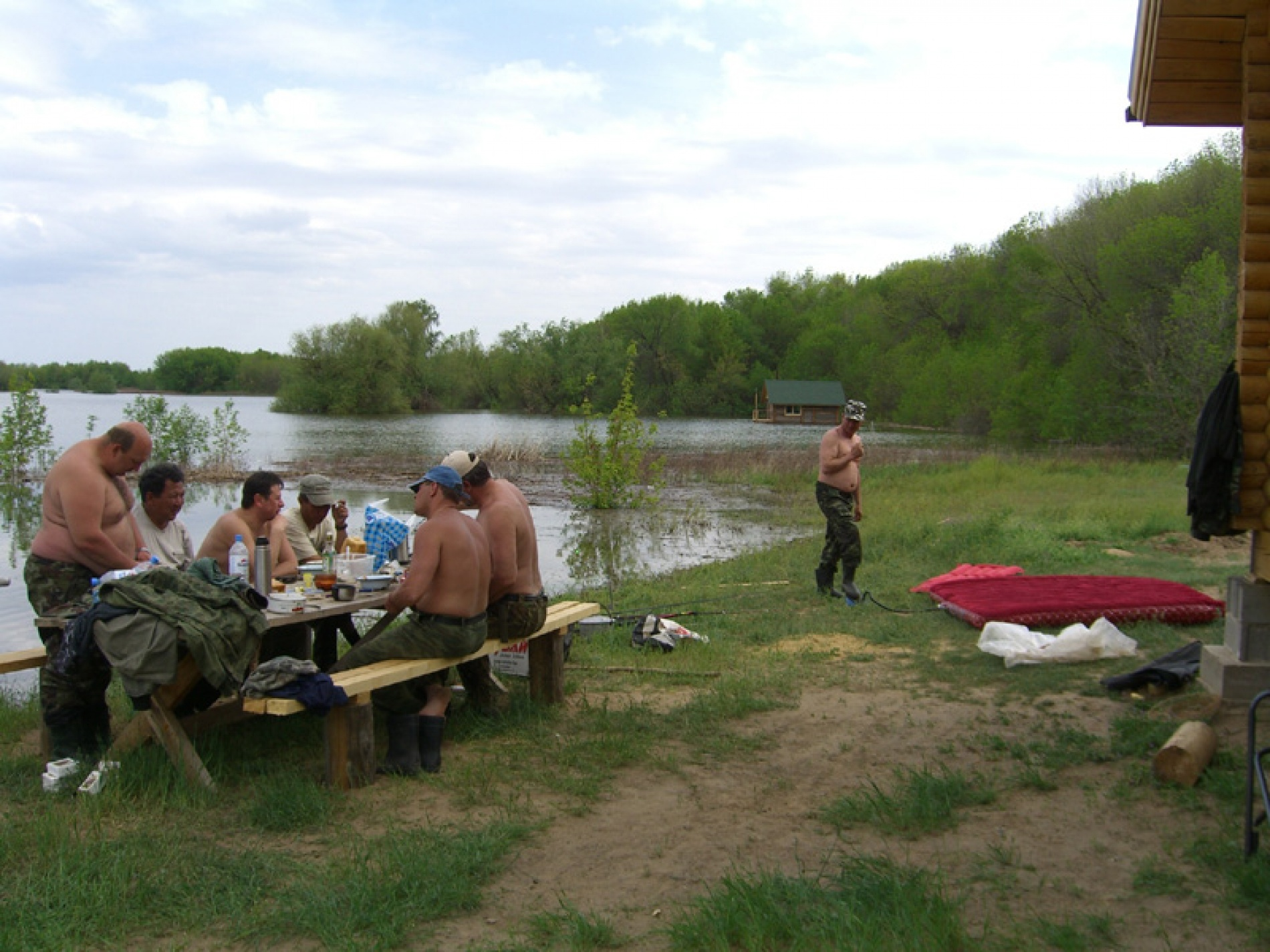 """Рыболовно-охотничья база """"Мария"""" Республика Калмыкия, фото 5"""