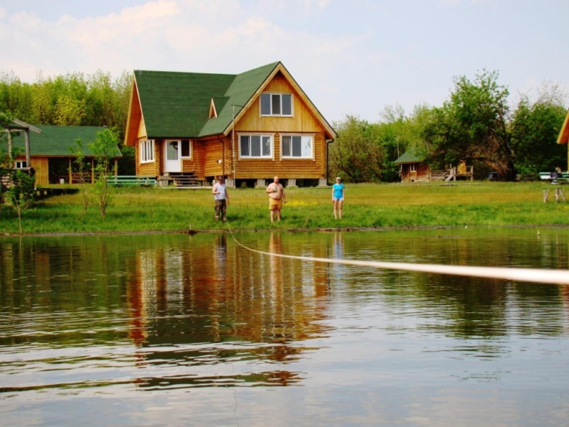 """Рыболовно-охотничья база """"Мария"""" Республика Калмыкия, фото 1"""