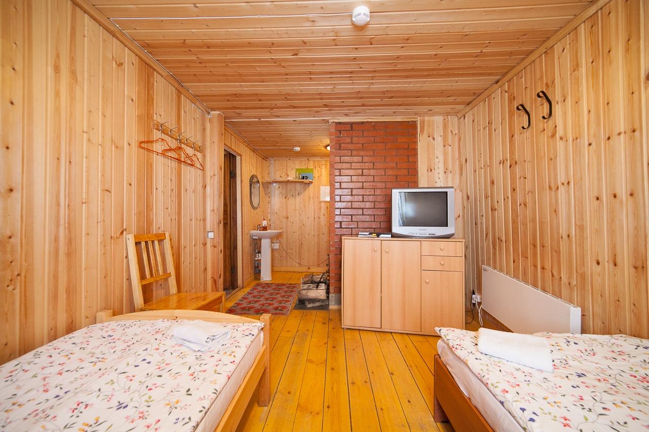 База отдыха «Тридевятое царство» Псковская область Гостевой дом, фото 2
