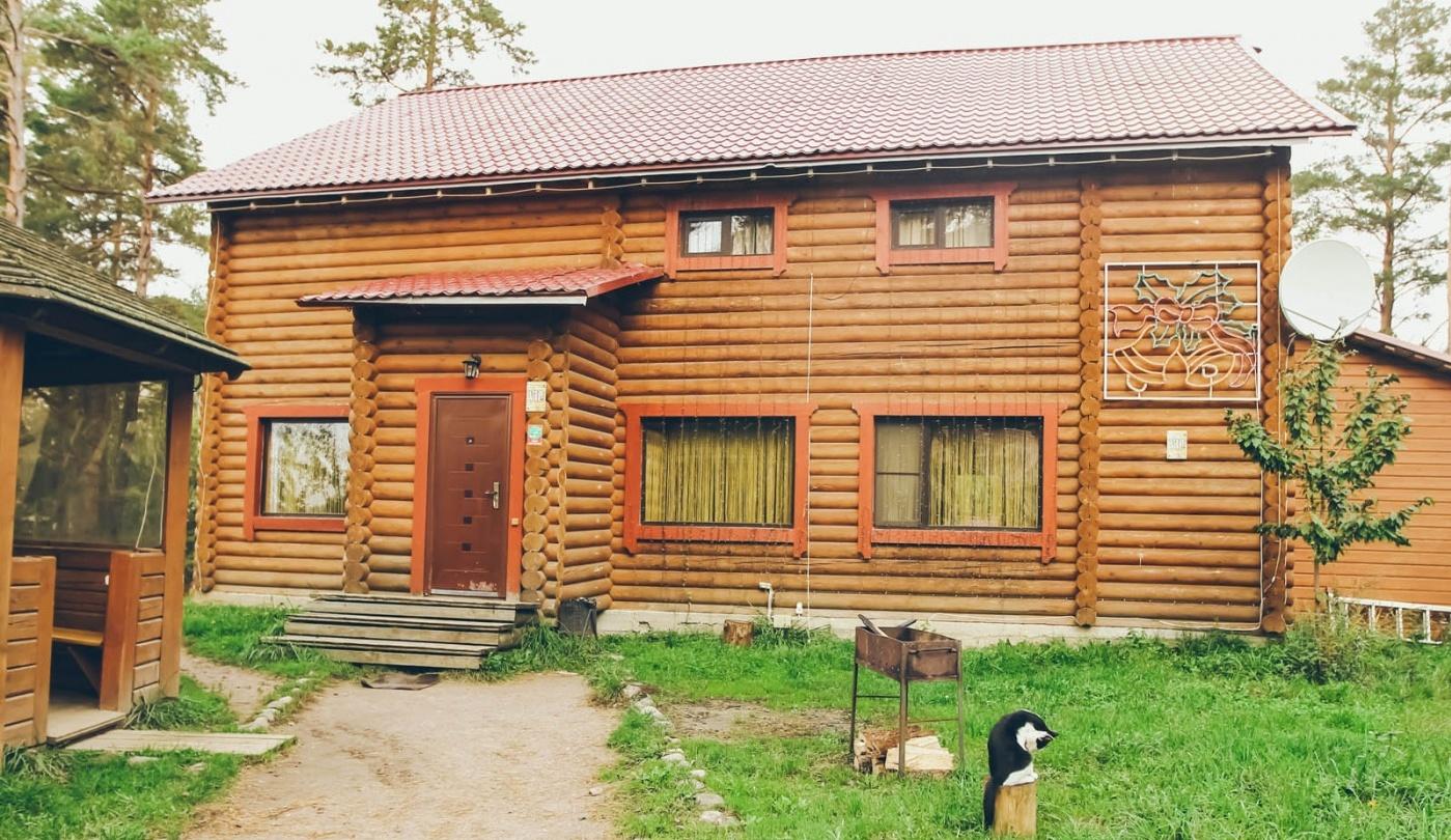 База отдыха «Тридевятое царство» Псковская область Коттедж VIP, фото 4