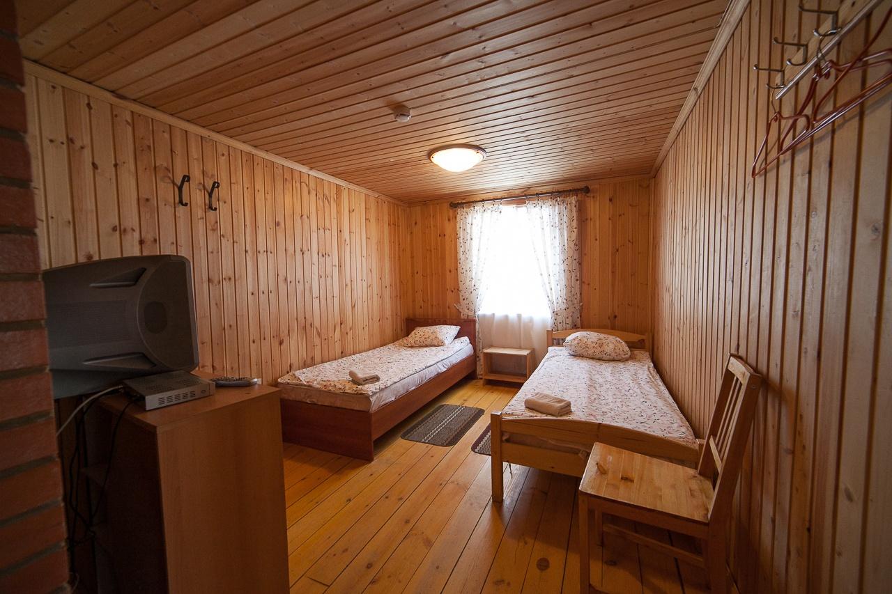 База отдыха «Тридевятое царство» Псковская область Большой гостевой дом, фото 2