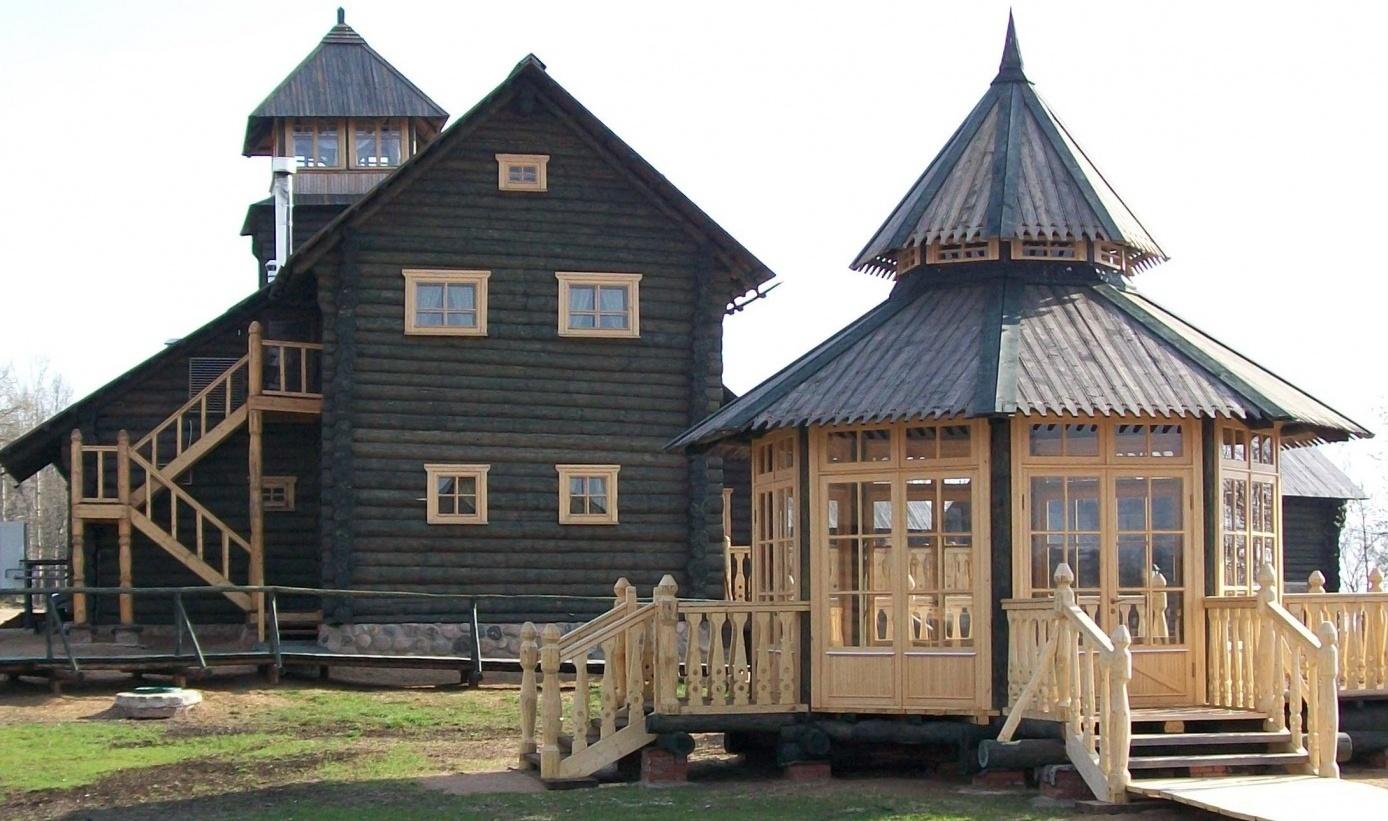 Загородный отель «Волынь» Псковская область, фото 6