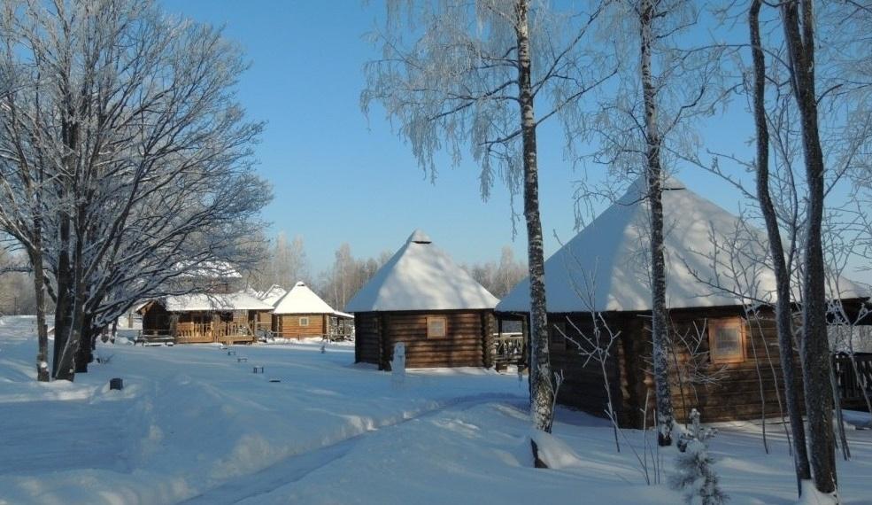 Загородный отель «Волынь» Псковская область, фото 1