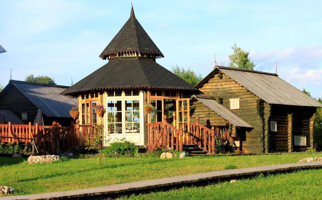 Загородный отель «Волынь» Псковская область, фото 9