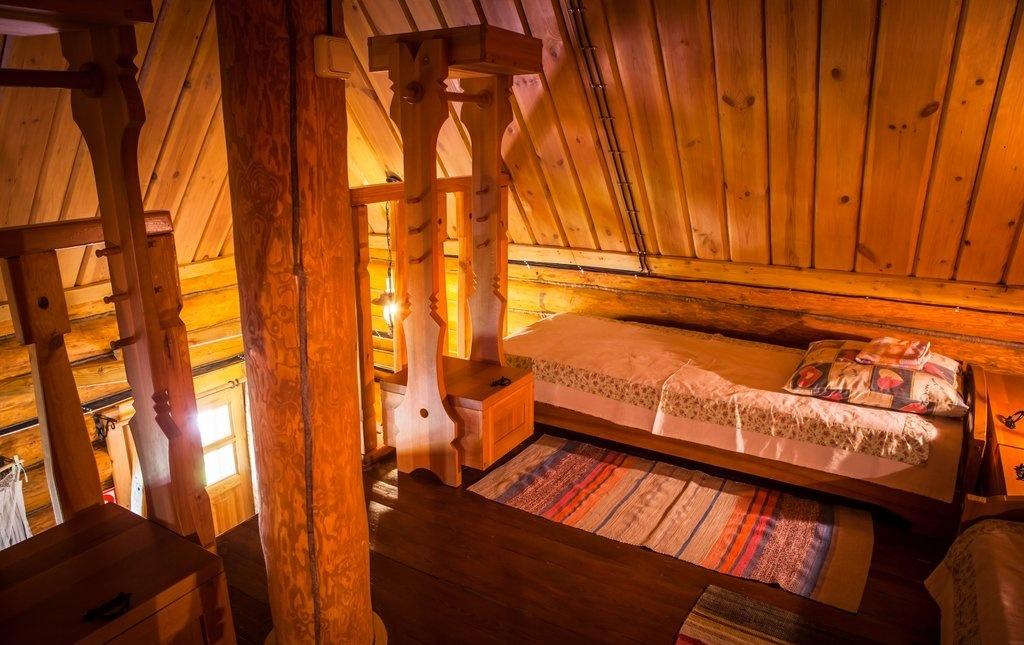 Загородный отель «Волынь» Псковская область Охотничий домик, фото 2