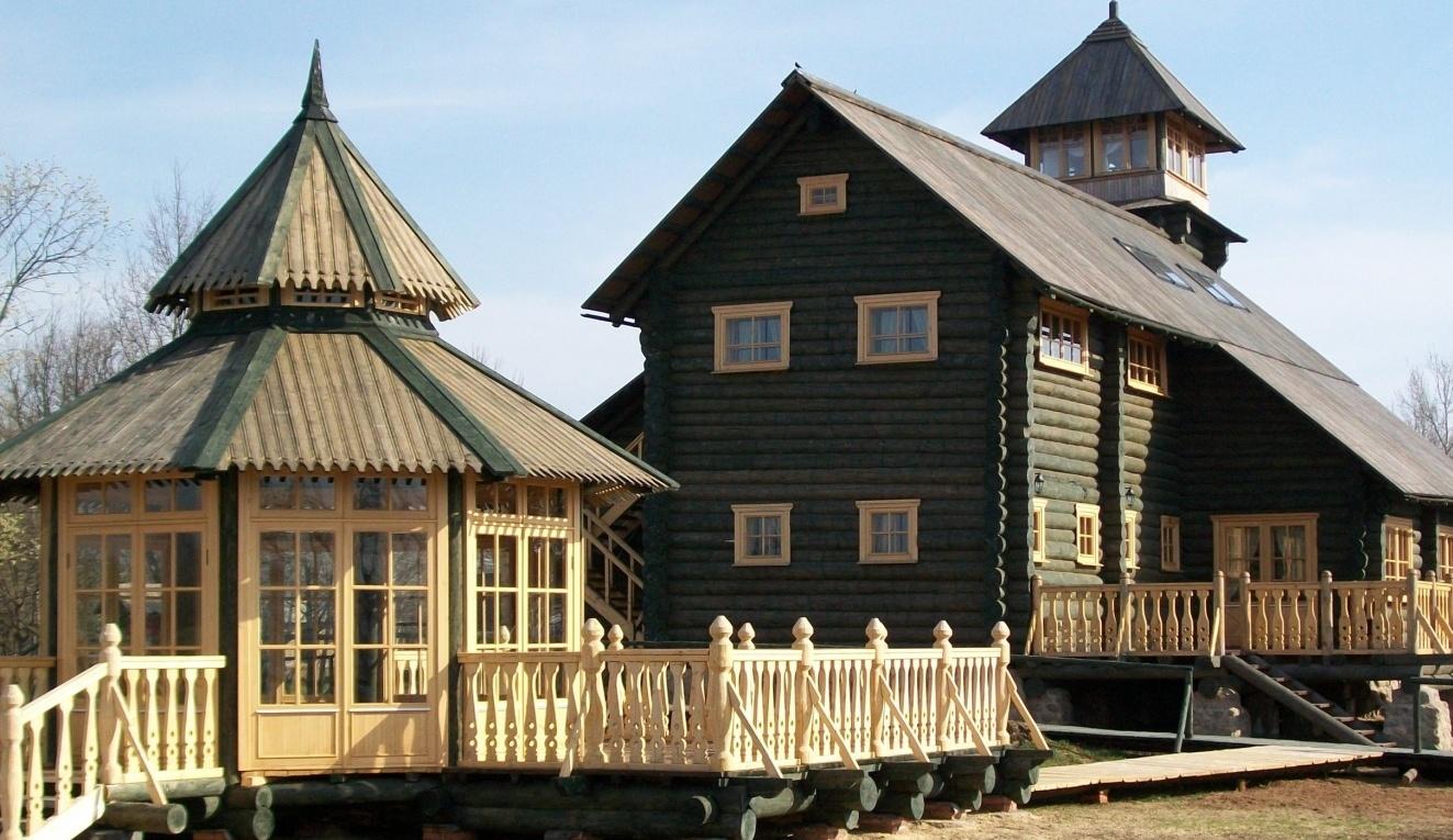Загородный отель «Волынь» Псковская область, фото 5