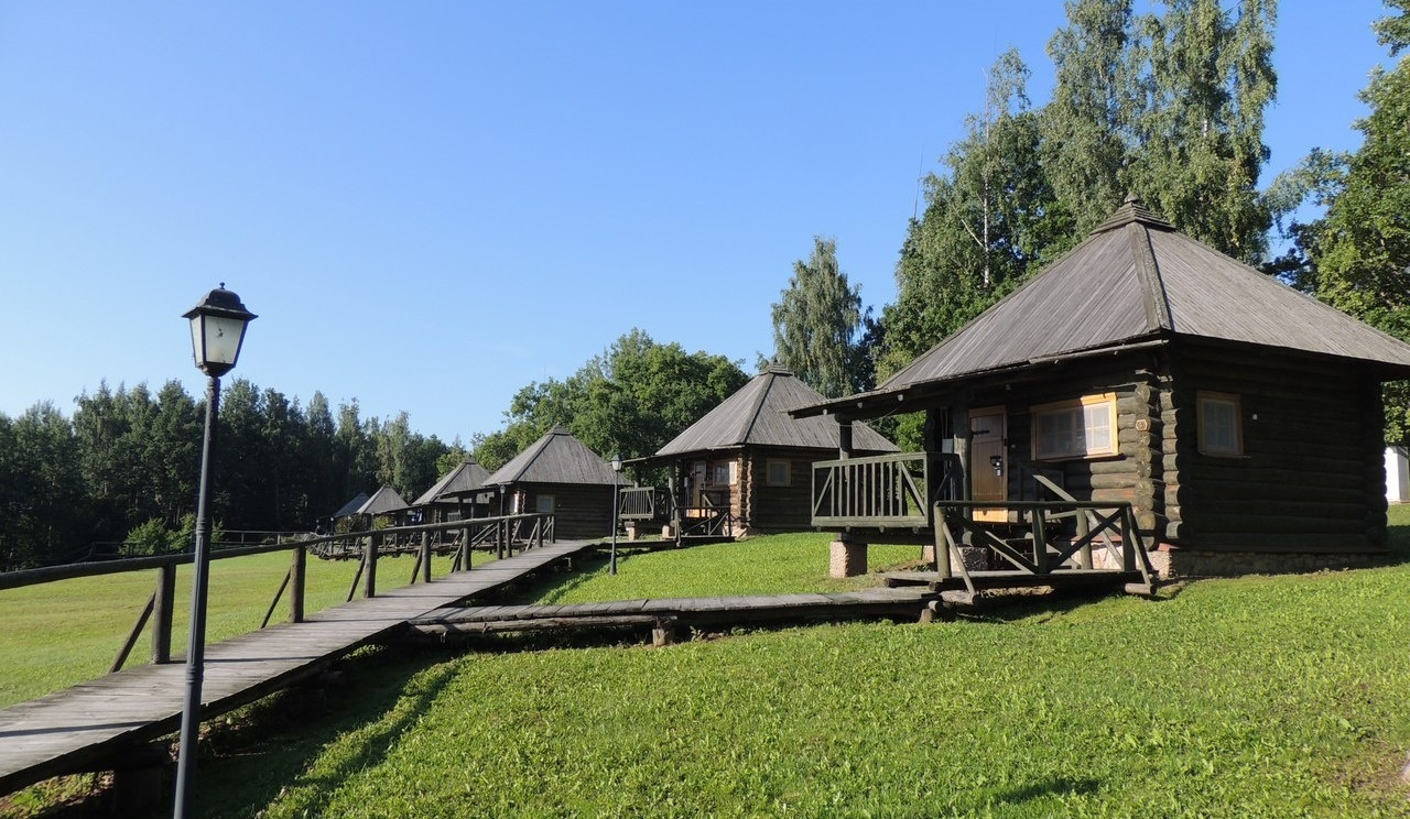 Загородный отель «Волынь» Псковская область, фото 18