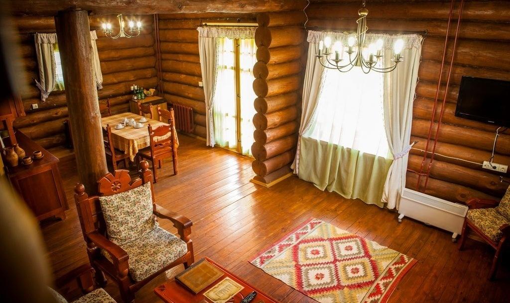 Загородный отель «Волынь» Псковская область Коттедж «Волынский», фото 5