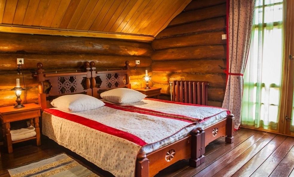 Загородный отель «Волынь» Псковская область Коттедж «Волынский», фото 1