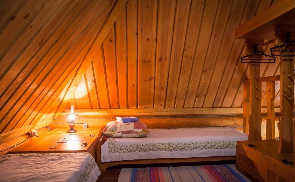 Загородный отель «Волынь» Псковская область Охотничий домик, фото 3