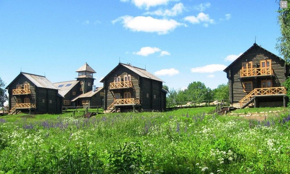 Загородный отель «Волынь» Псковская область, фото 19