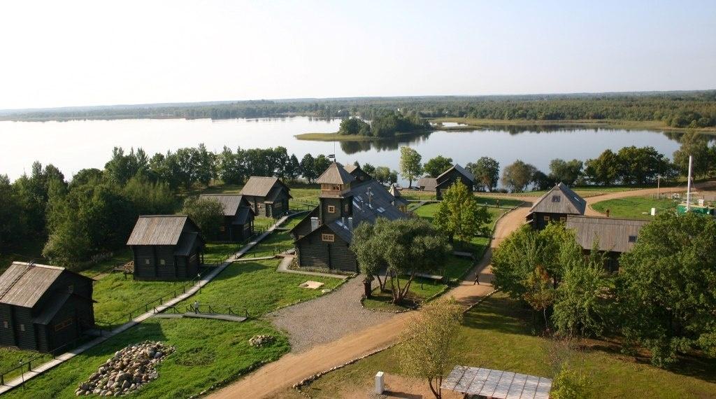 Загородный отель «Волынь» Псковская область, фото 20