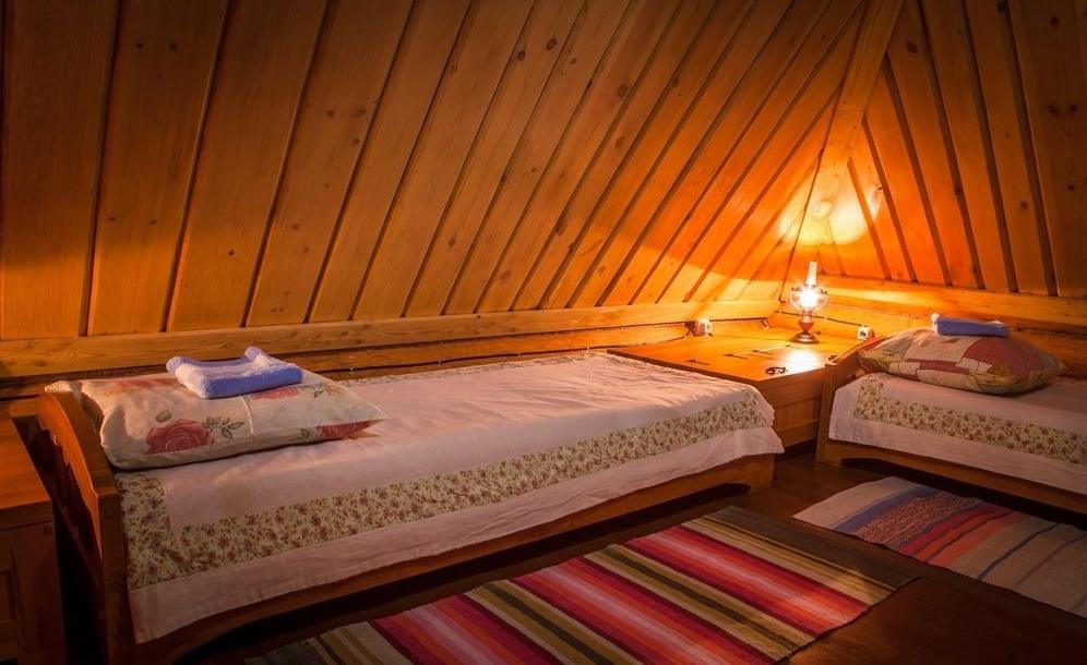Загородный отель «Волынь» Псковская область Охотничий домик, фото 5