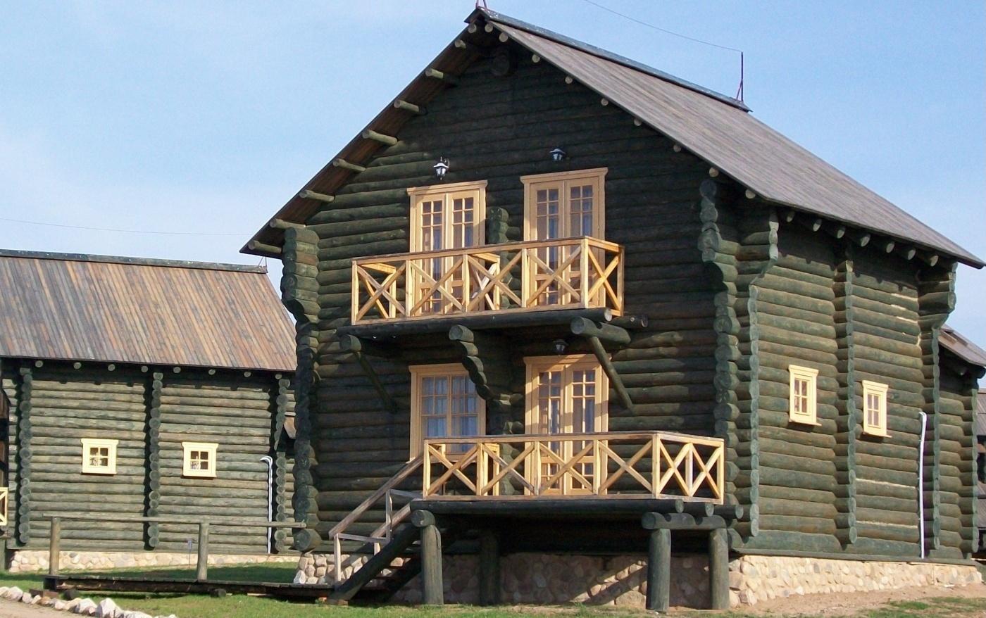 Загородный отель «Волынь» Псковская область, фото 12