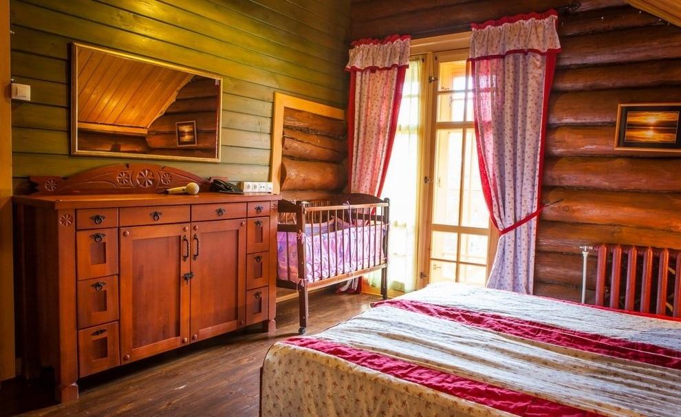 Загородный отель «Волынь» Псковская область Коттедж «Волынский», фото 3