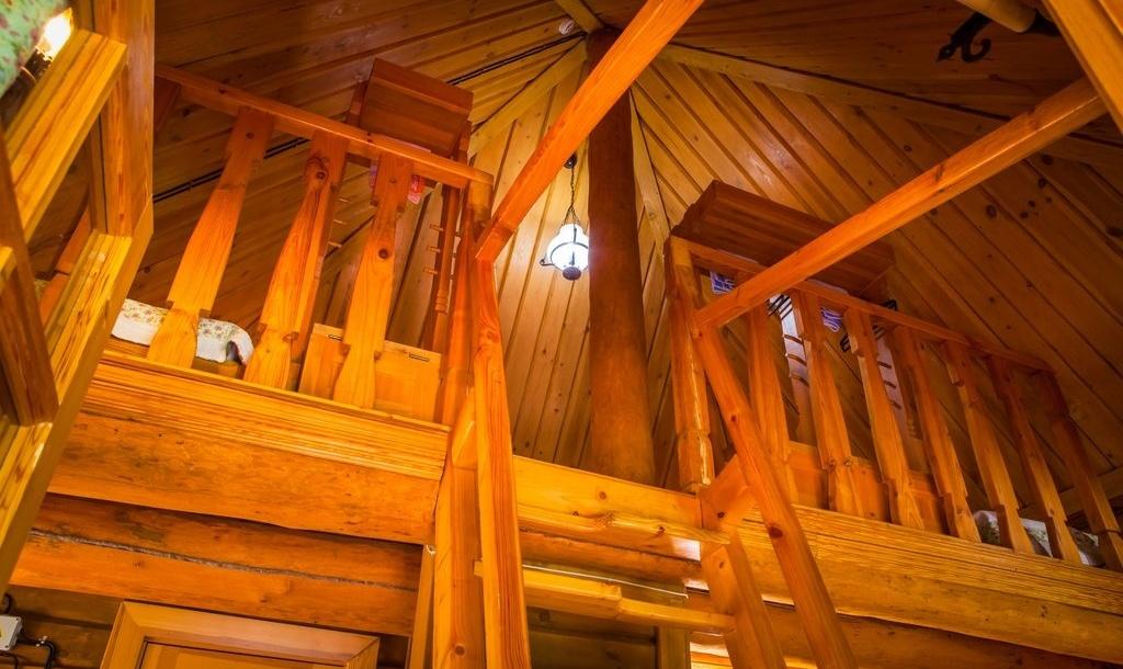 Загородный отель «Волынь» Псковская область Охотничий домик, фото 8
