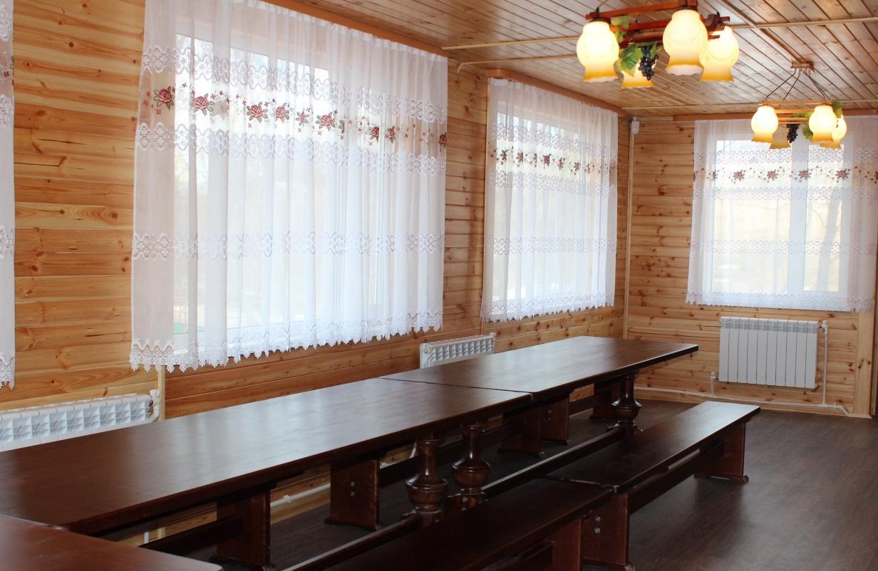 База отдыха «Лесная Гавань» Псковская область Домик рыбака, фото 3