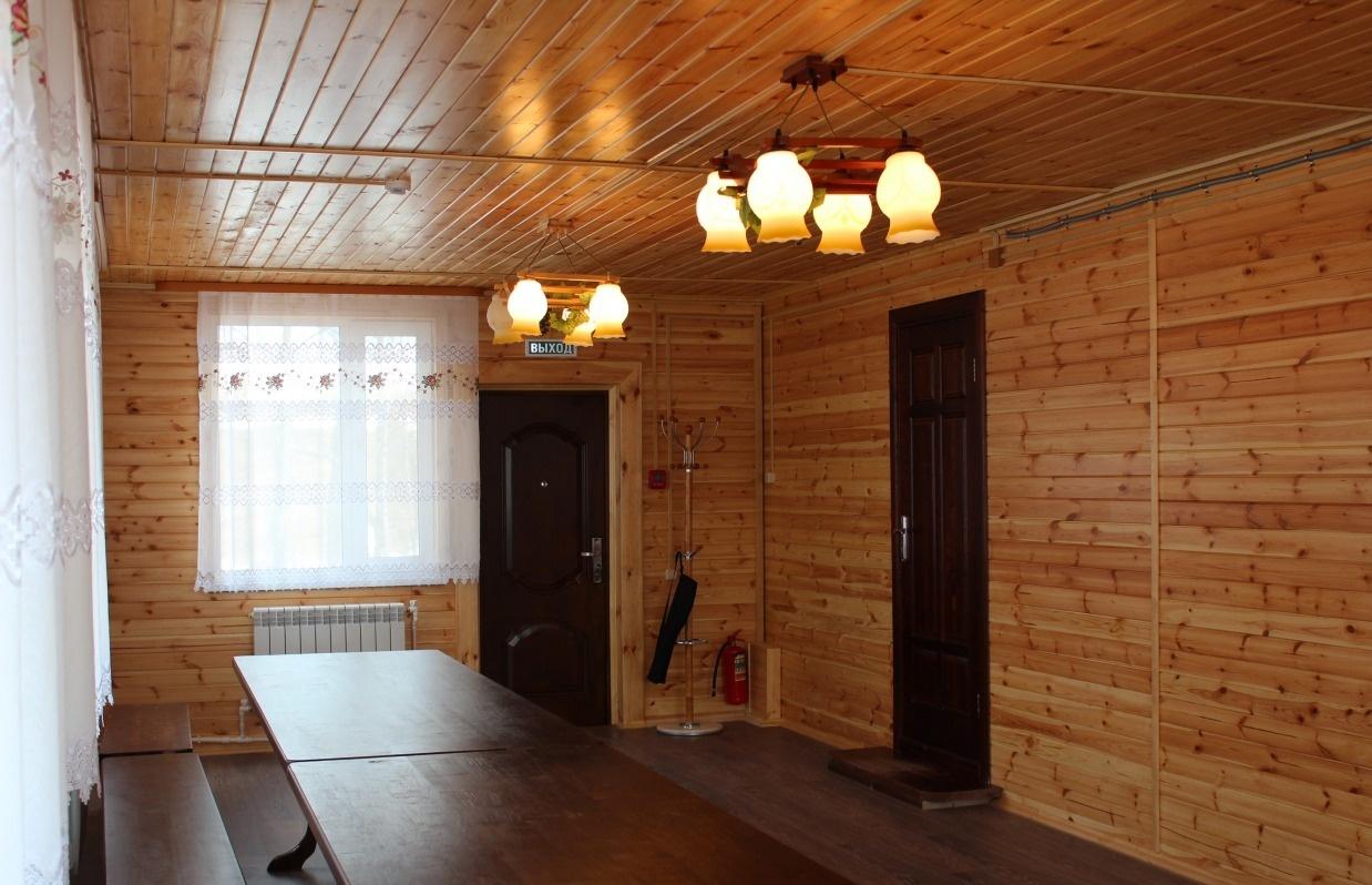 База отдыха «Лесная Гавань» Псковская область Домик рыбака, фото 2