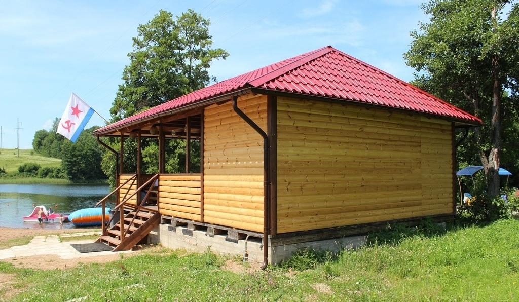 База отдыха «Лесная Гавань» Псковская область, фото 8