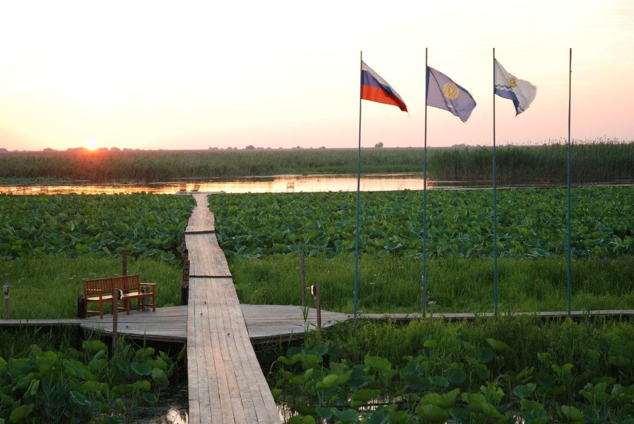 """База отдыха """"Волга-дельта"""" Астраханская область, фото 9"""