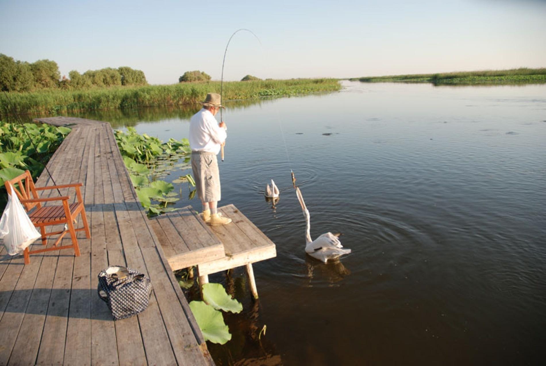 """Рыболовно-охотничья база """"Волга-дельта"""" Астраханская область, фото 7"""