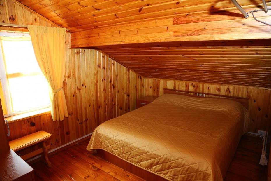 Загородный отель «Плесков» Псковская область Домик на берегу (3 спальни), фото 1