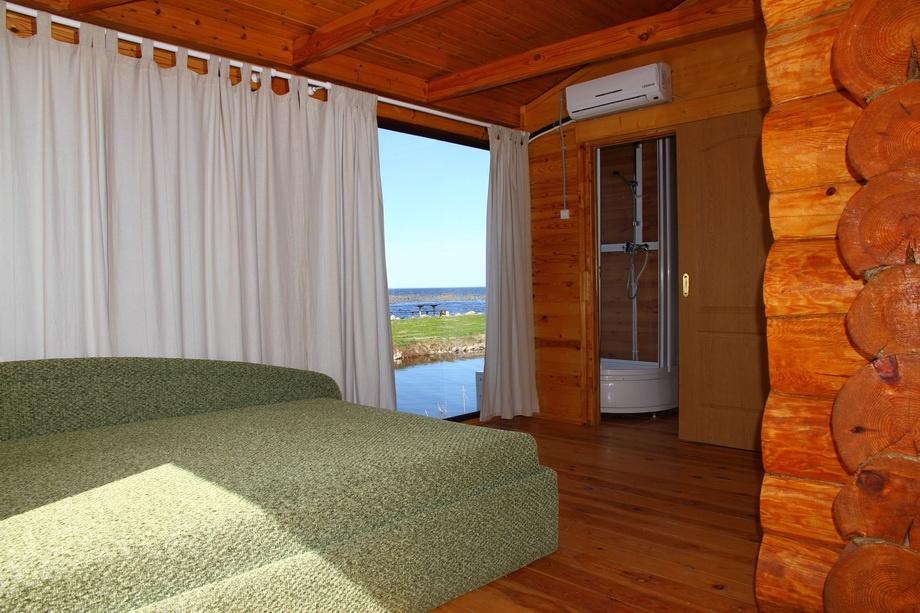Загородный отель «Плесков» Псковская область Домик на берегу (3 спальни), фото 4