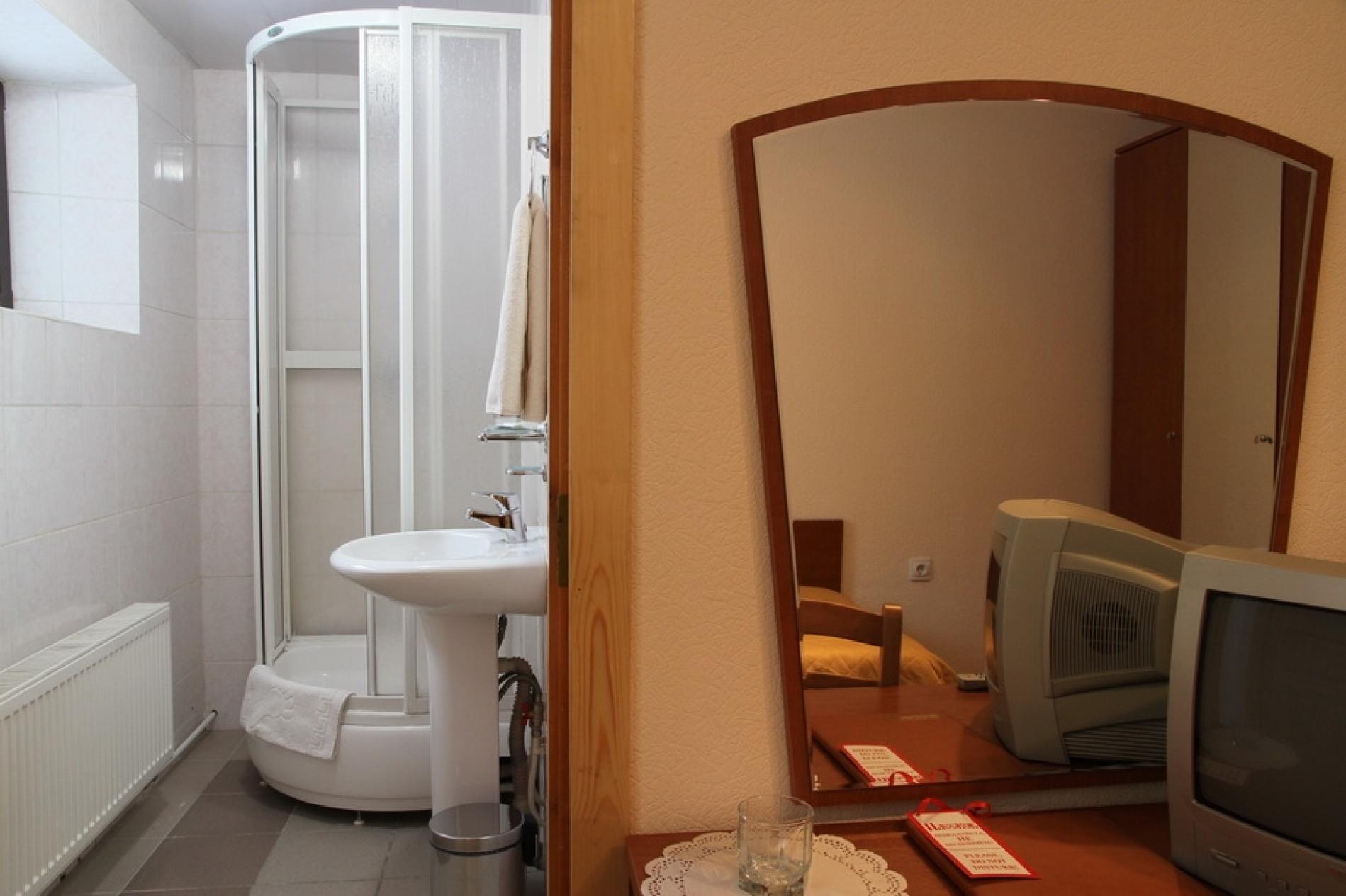 Загородный отель «Плесков» Псковская область Стандарт № 1, фото 3