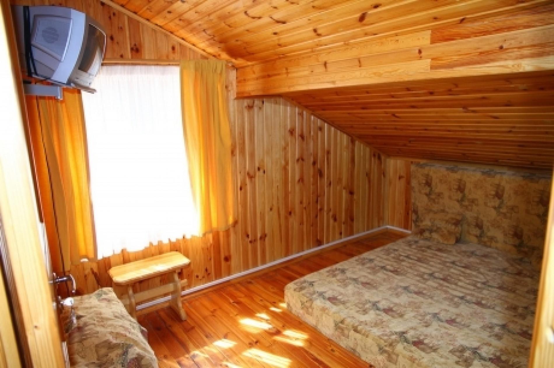 Загородный отель «Плесков» Псковская область Домик на берегу (6 спален), фото 2