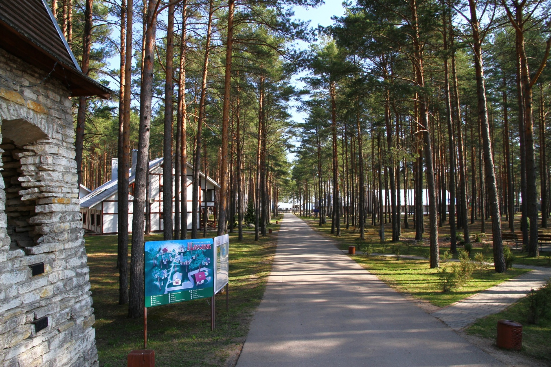 Загородный отель «Плесков» Псковская область, фото 11