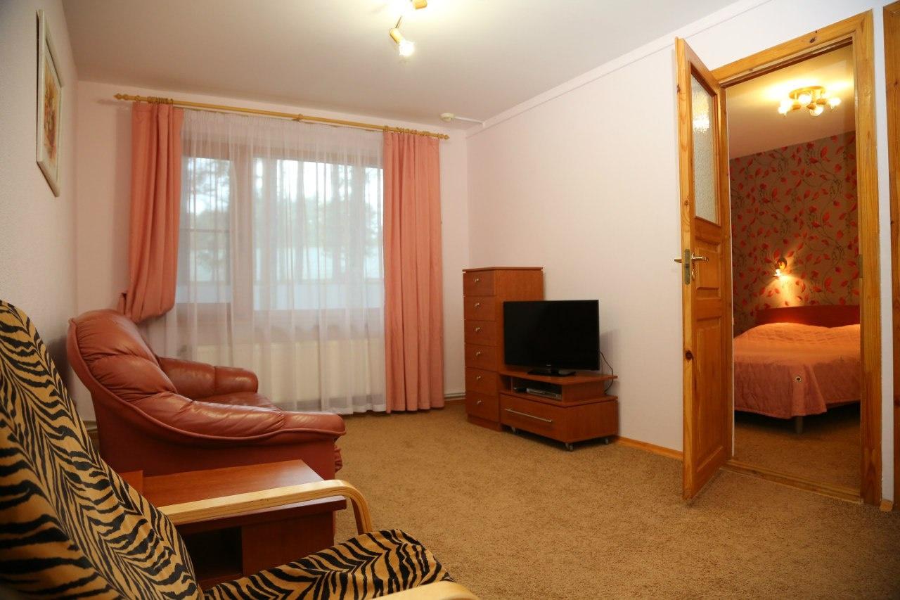 Загородный отель «Плесков» Псковская область Люкс, фото 2