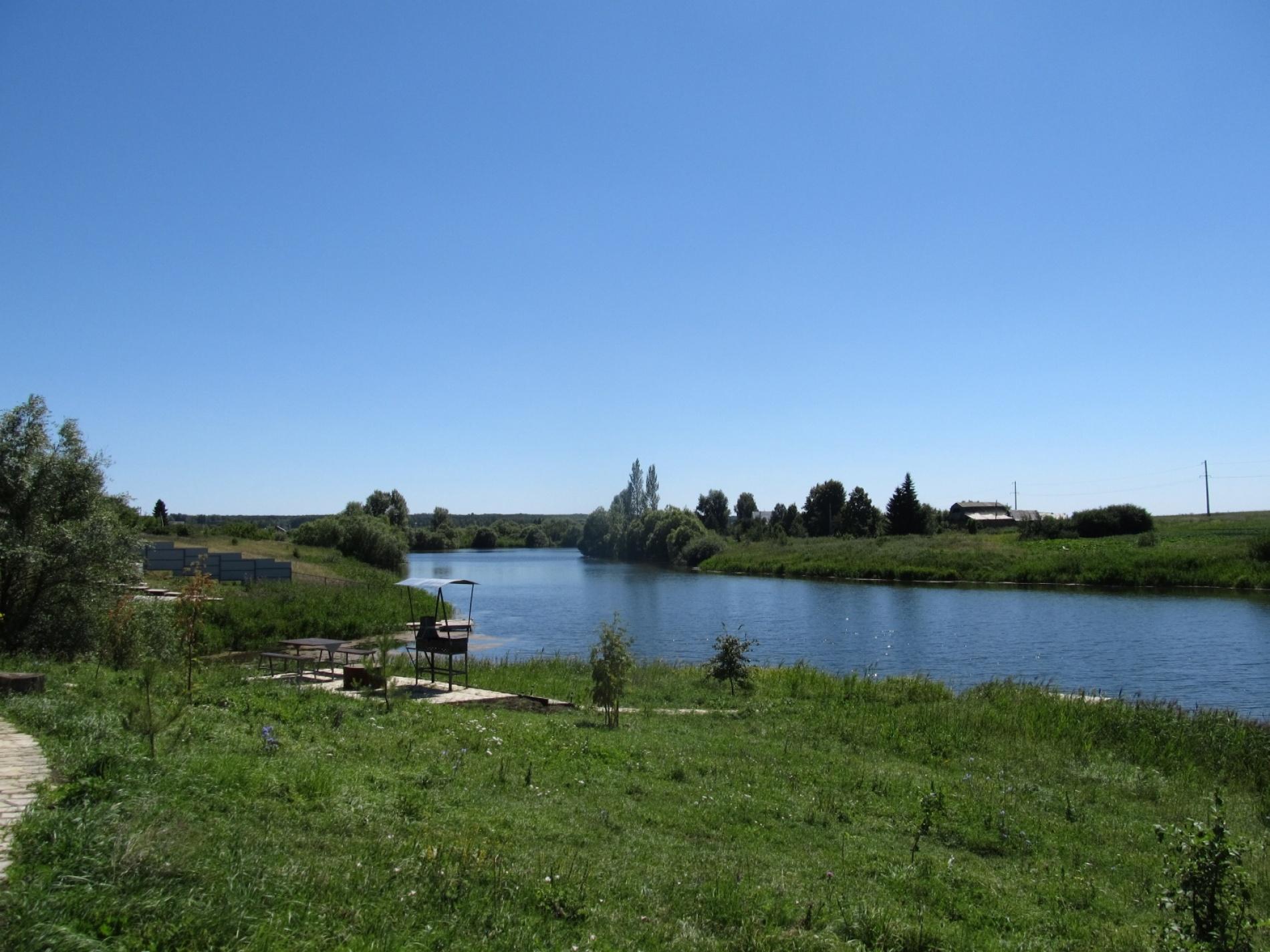 """База отдыха """"Раздолье"""" Пензенская область, фото 2"""