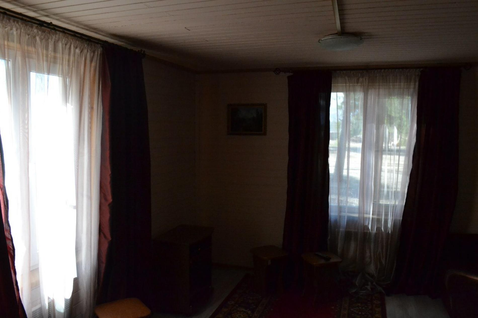 """База отдыха """"Шишкин лес"""" Республика Коми 2-х местный домик, фото 1"""