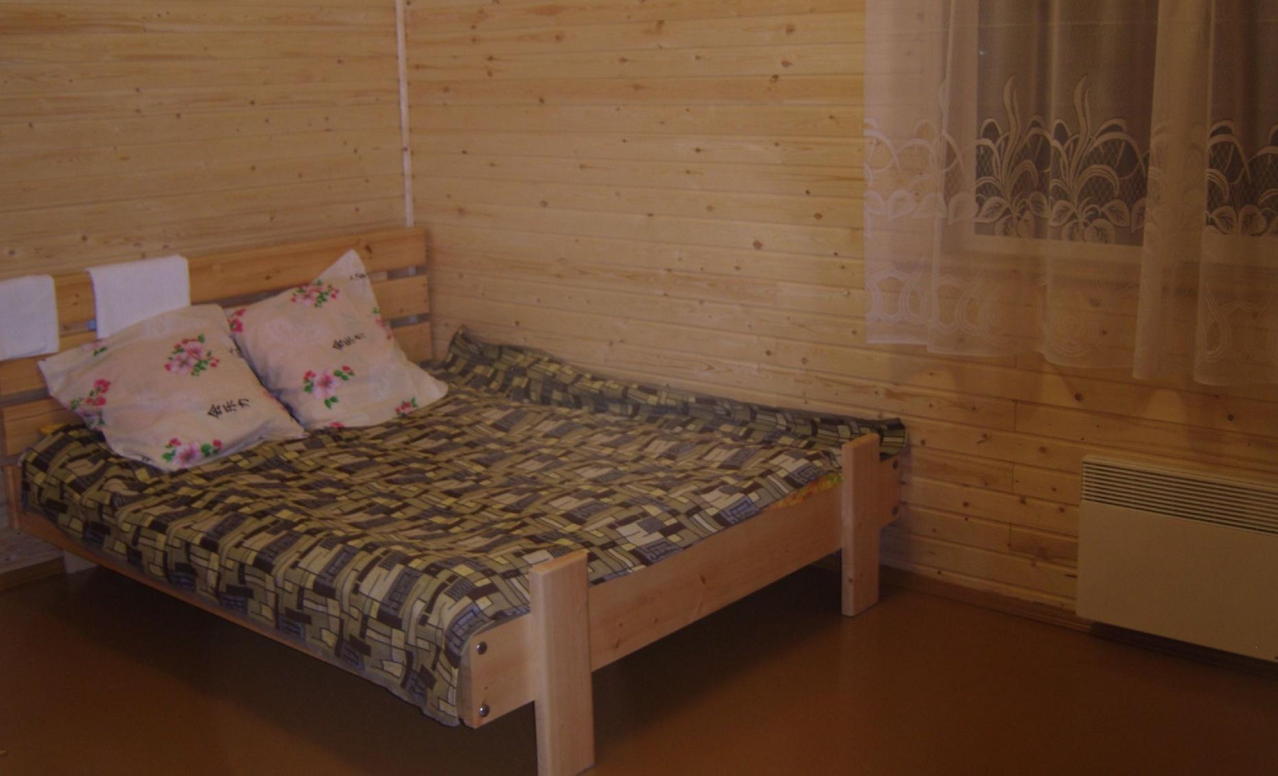 Горнолыжный комплекс «Зеленецкие Альпы» Республика Коми 2-местный номер, фото 2